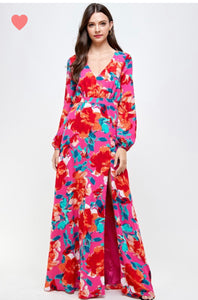 Sucker For You Maxi Dress