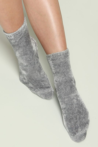 Chenille Cozy Socks