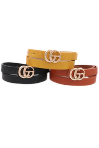 Thin GG Belt