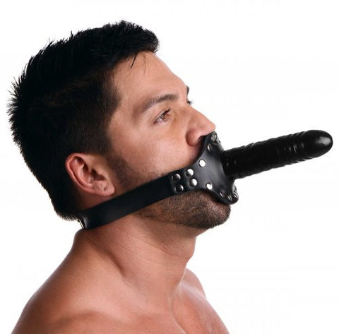 Ride Me Double Sided Gag