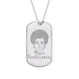 Moxie Revolutionary Dog Tags - Coffy