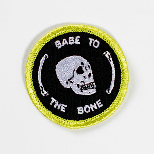Babe to the Bone Patch