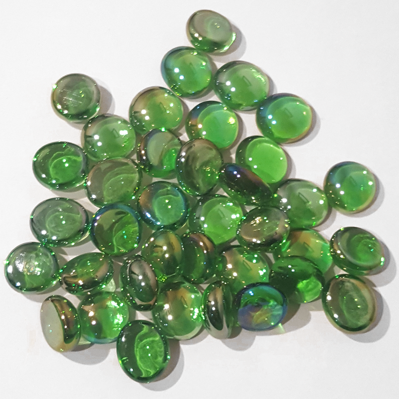 MINI GEMA DIAMANTE VERDE