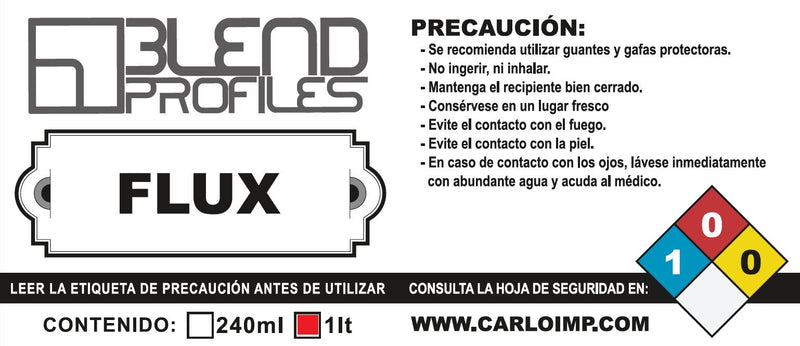 Fundente / Flux 1 lt.