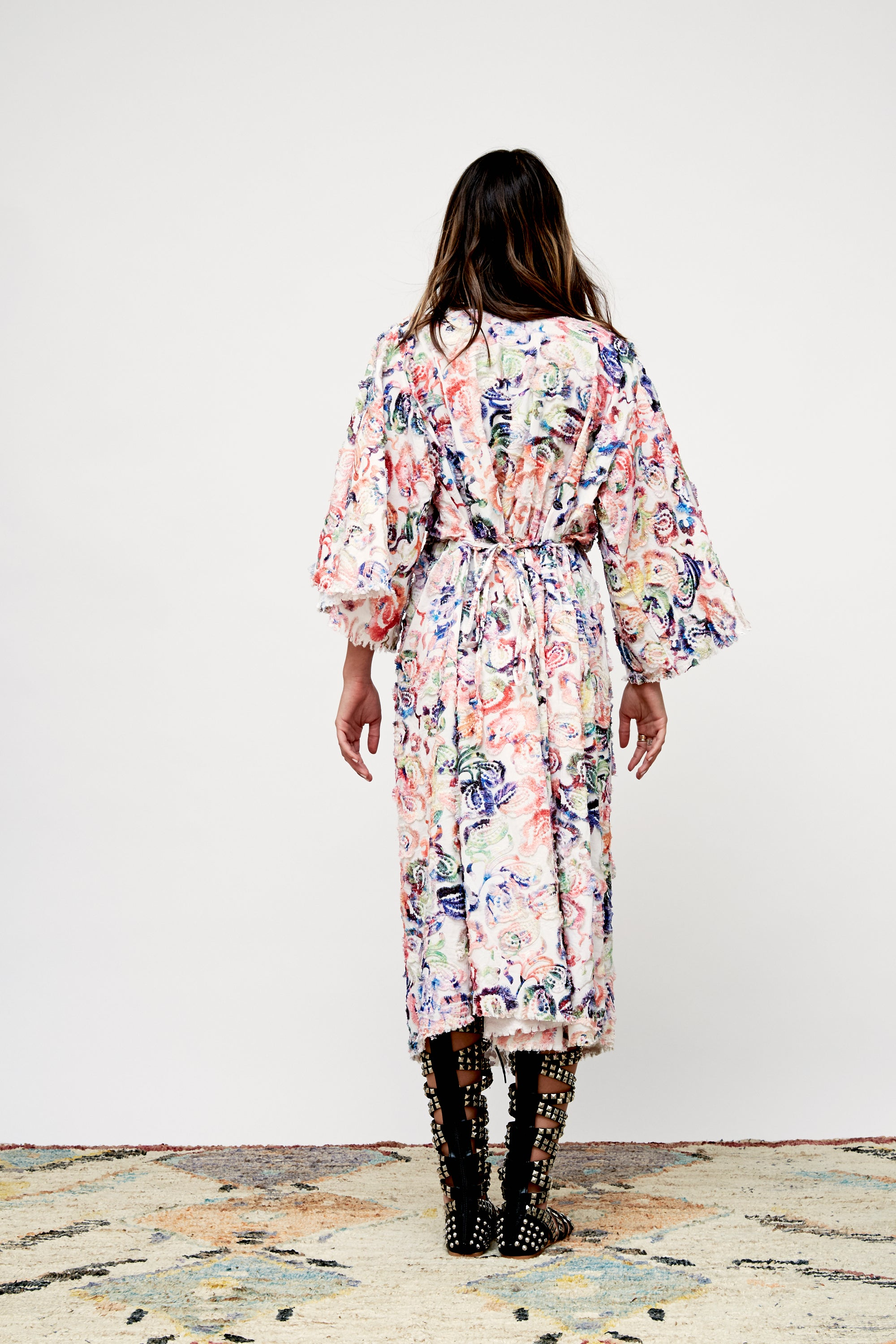 Skydancer Embroidered Dress - Boundless North Online Store