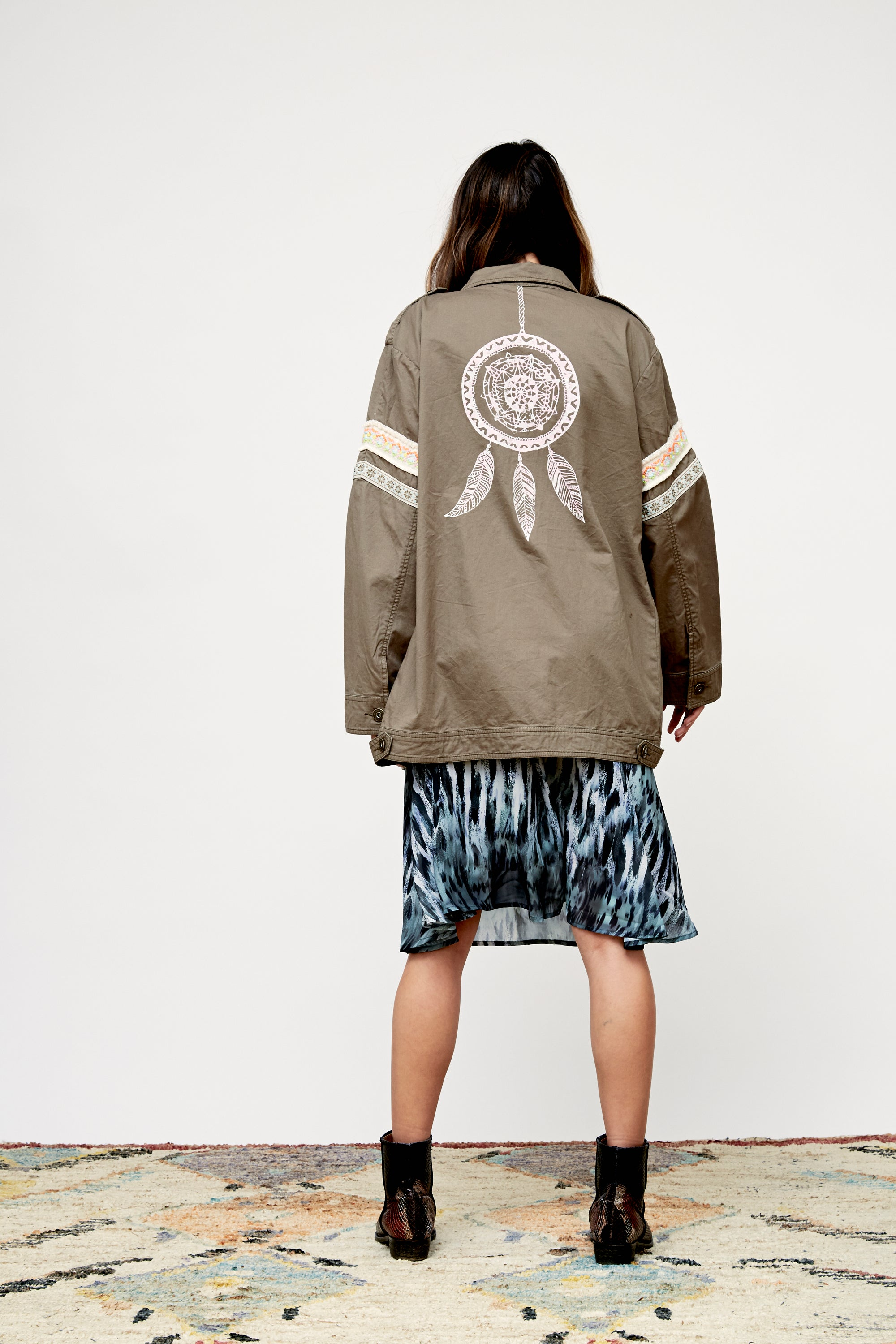 Desert Charm Jacket - Boundless North Online Store