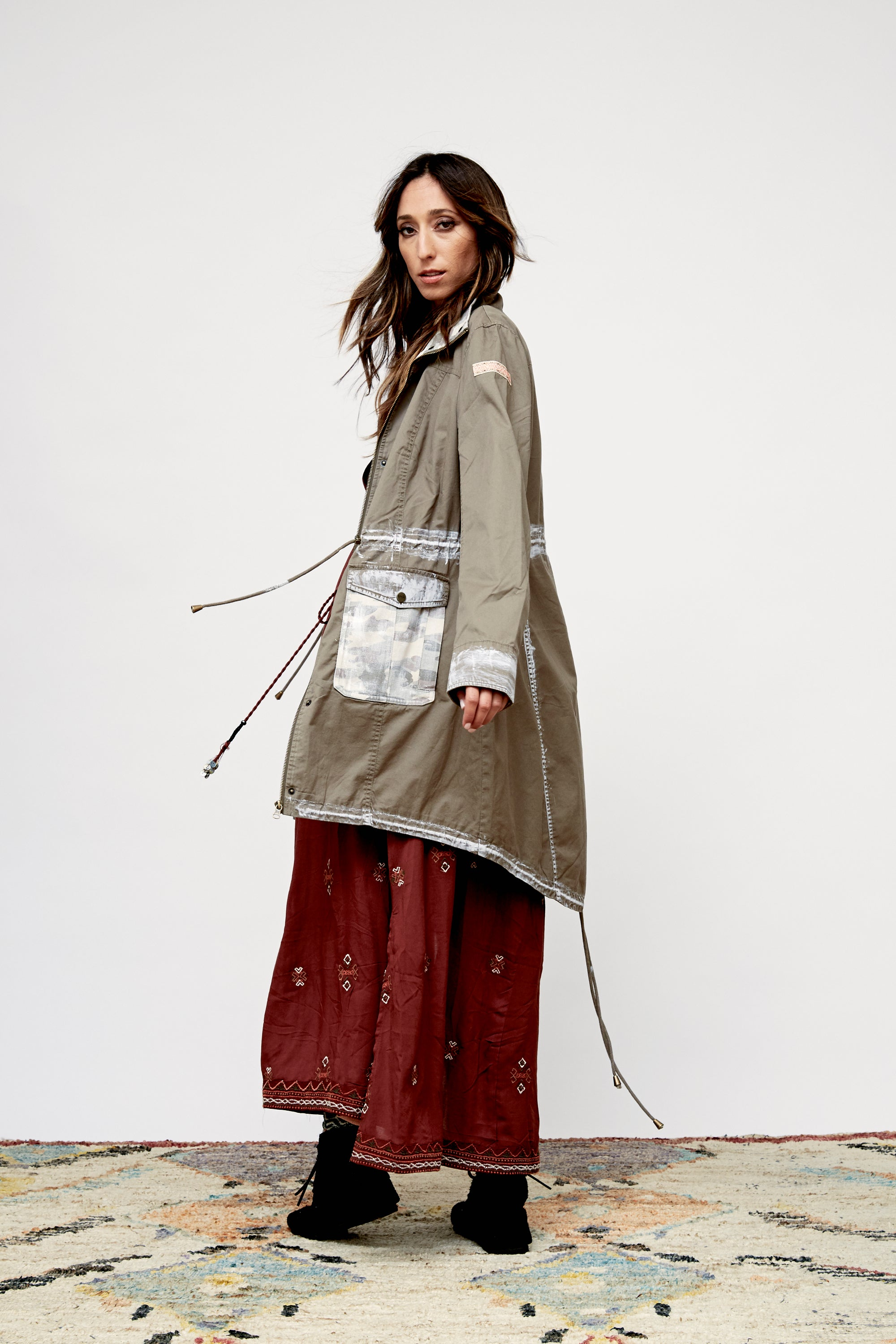 Desert Charm Anorak - Boundless North Online Store