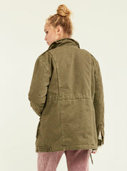 Pop Accent Field Jacket - Boundless North Online Store