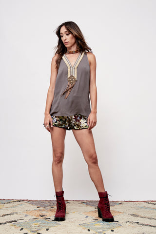 Dakota Dream Printed Shorts