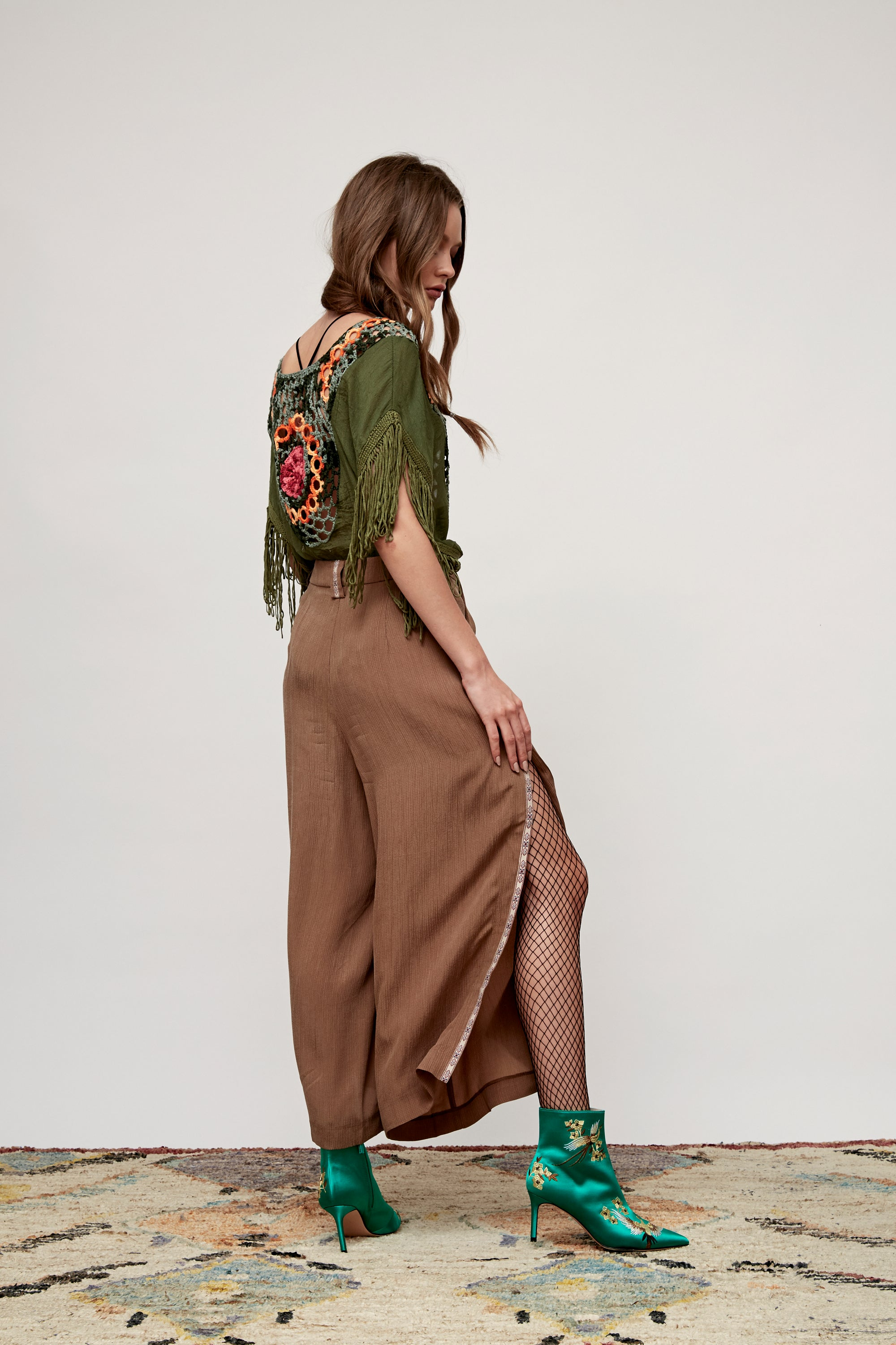 Luna Flared Leg Pants - Boundless North Online Store
