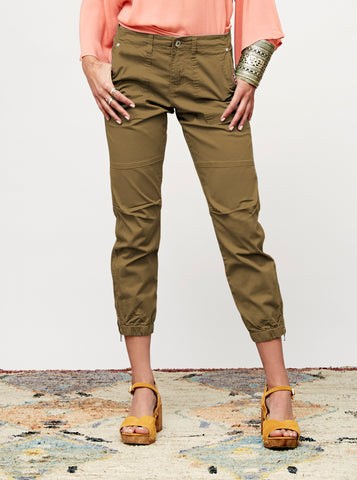 Fox Fire Capri Pants