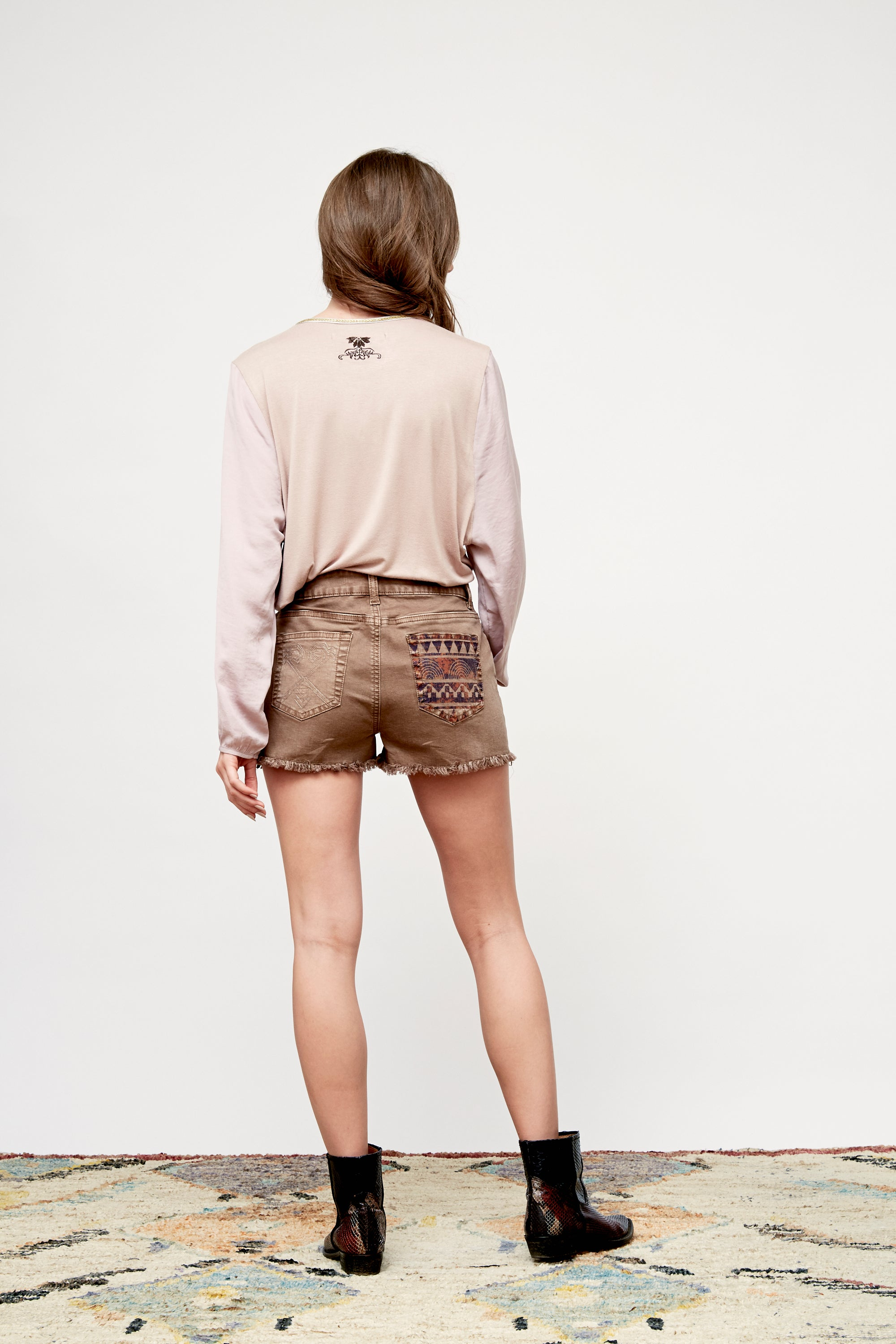 Dakota Grace Denim Shorts - Boundless North Online Store