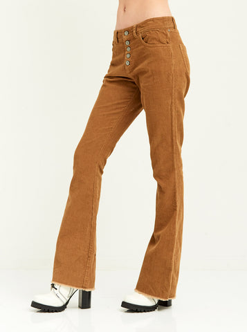 Corduroy 5-Pocket Flare