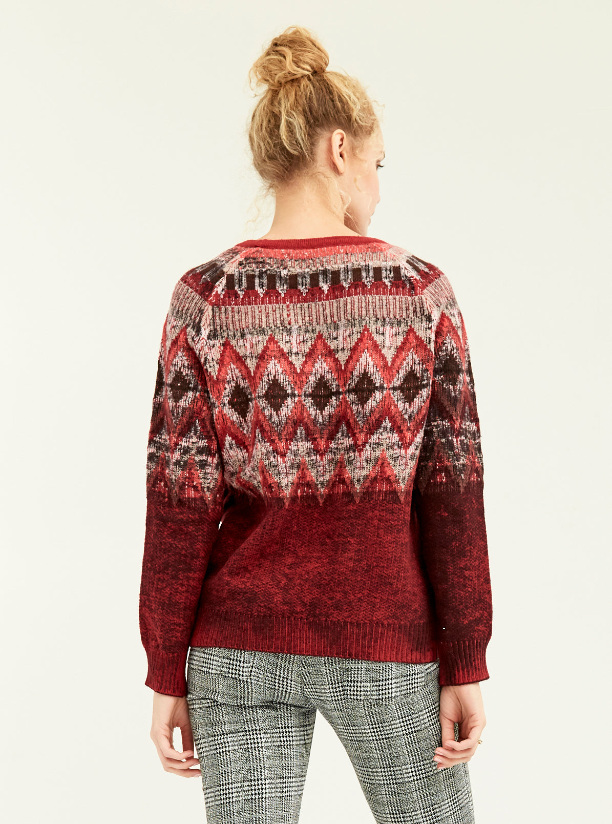 Vintage Fair Isle Sweater - Boundless North Online Store