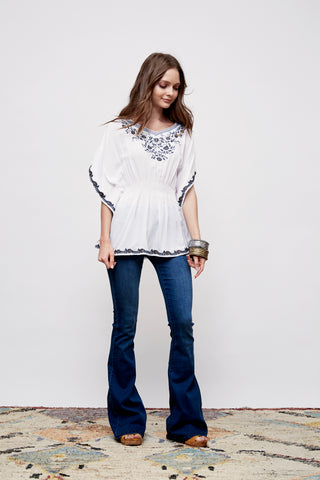 Oh My Darling Peasant Top