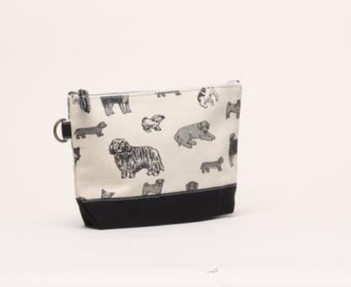 All In Pouch Dog Print
