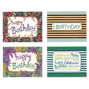 Birthday Boxed Set | Assorted