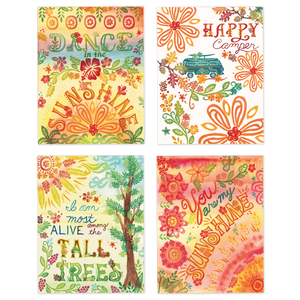 Sunshine Cards Boxed Set | Assorted
