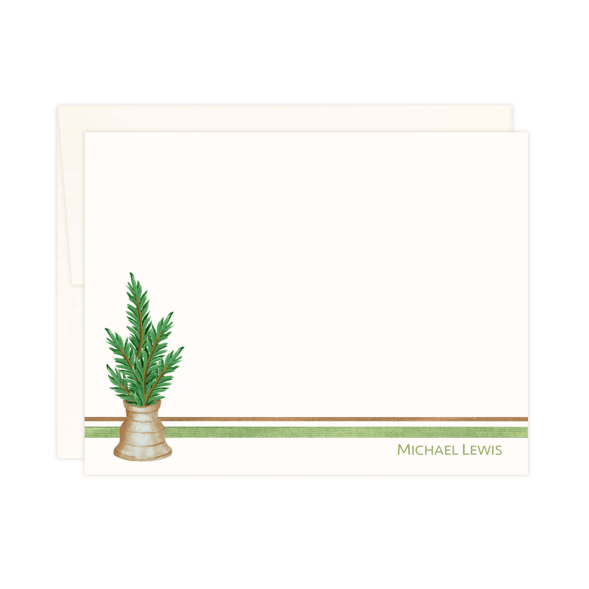 Greenery Tree | Small Notes
