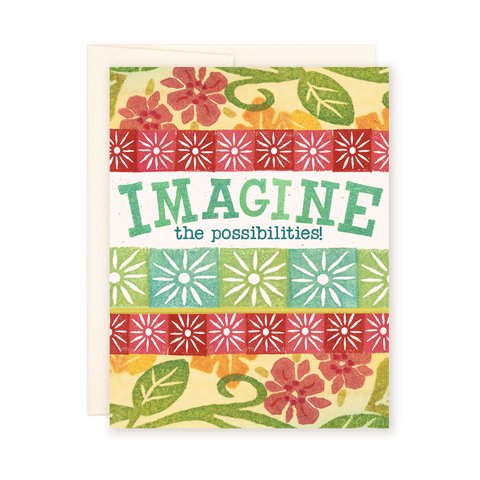 Imagine Card