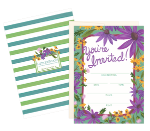 Field Flowers | Invitations