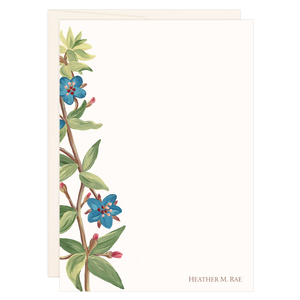 Italian Pimpernel fig.4 | Classic Notes