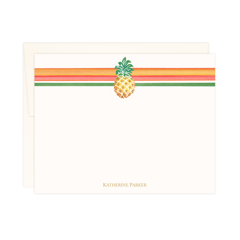 Pineapple | Small Notes