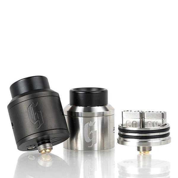 528 CUSTOMS-GOON 25MM RDA - Cloudy Peak Vapes
