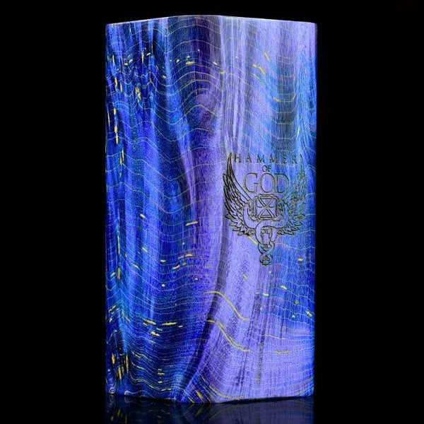 Vaperz Cloud-Stabwood Hammer Of God V3-In Stock!