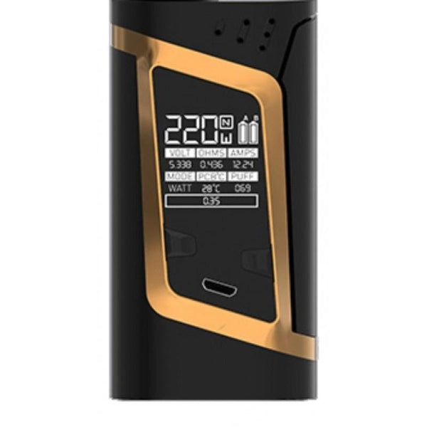 Smok-Alien MOD ONLY - Cloudy Peak Vapes