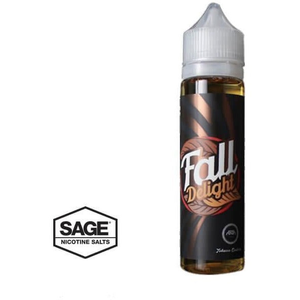 ARIA ELIXIRS FALL DELIGHT FT. SAGE NICOTINE SALTS BOLD 60ml - Cloudy Peak Vapes