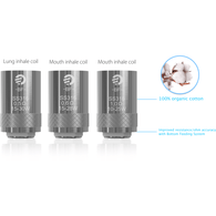 Joyetech BF Cubis SS316l Coils Compatible with the Mi-One - Cloudy Peak Vapes