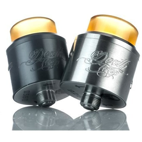 Deathwish Modz-Deathtrap 24 Gunmetal In Stock! - Cloudy Peak Vapes