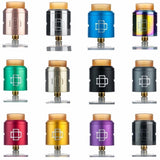 Augvape- Druga RDA 24mm Squonk Pin Included! - Cloudy Peak Vapes