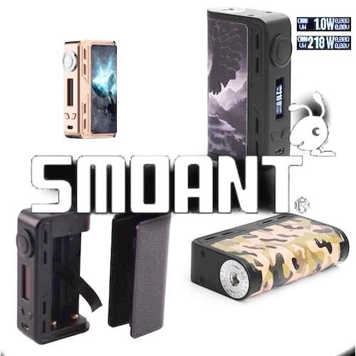 Smoant-Charon TC 218 - Cloudy Peak Vapes