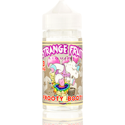 Strange Fruit E Liquid-Fruity Booty - Cloudy Peak Vapes