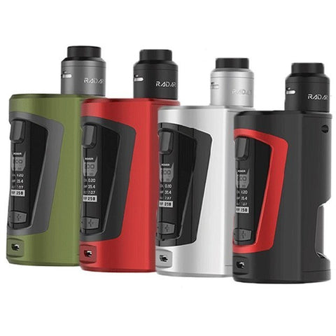 Geek Vape-GBOX 200W TC Squonk Box Mod-Price Drop!