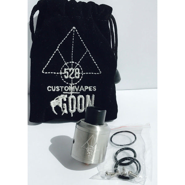 528 Customs-The Goon - Cloudy Peak Vapes