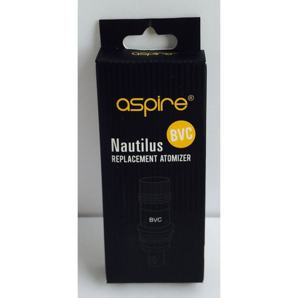Aspire-Nautilus Coils - Cloudy Peak Vapes