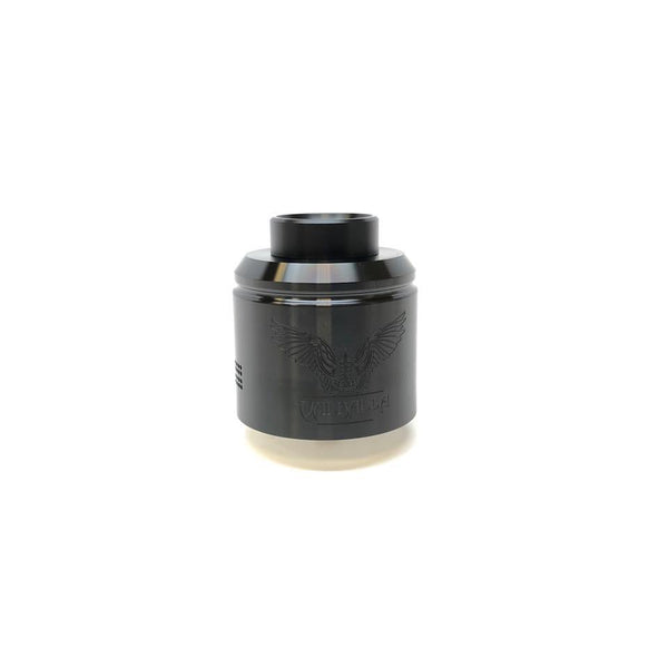 Vaperz Cloud-Valhalla 38mm RDA-Black In Stock - Cloudy Peak Vapes