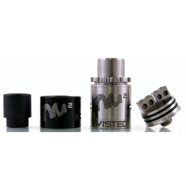 Twisted Messes V2 RDA - Cloudy Peak Vapes