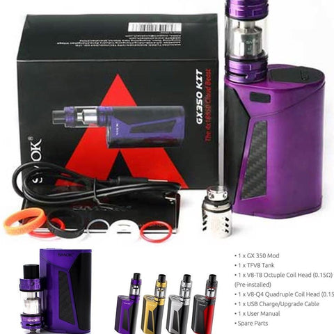 Smok - GX350 Kit - Cloudy Peak Vapes