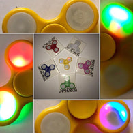 LED Fidget Spinner Free With $40.00 Purchase... Please Read :) - Cloudy Peak Vapes