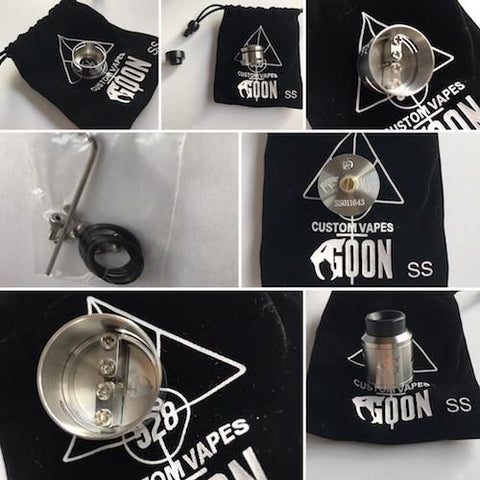 528 Customs- Goon V1.5 - Cloudy Peak Vapes