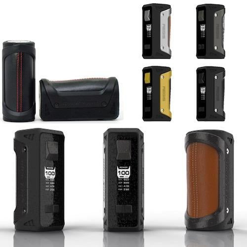 Geekvape-Aegis Mod  (MIL STD 810G-516.6 military level shockproof, IP67 waterproof, Dustproof IP67) With/Without 26650 - Cloudy Peak Vapes