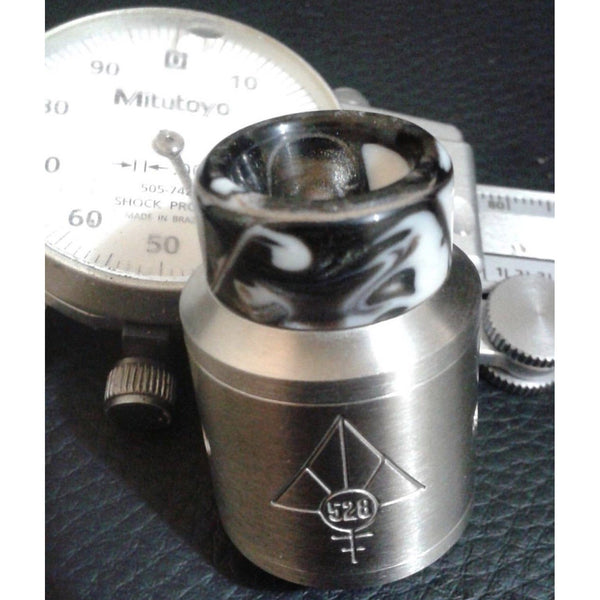 Tenacious Mods- Acrylic Drip Tips, Hand Made in Colorado! New Tips In! - Cloudy Peak Vapes