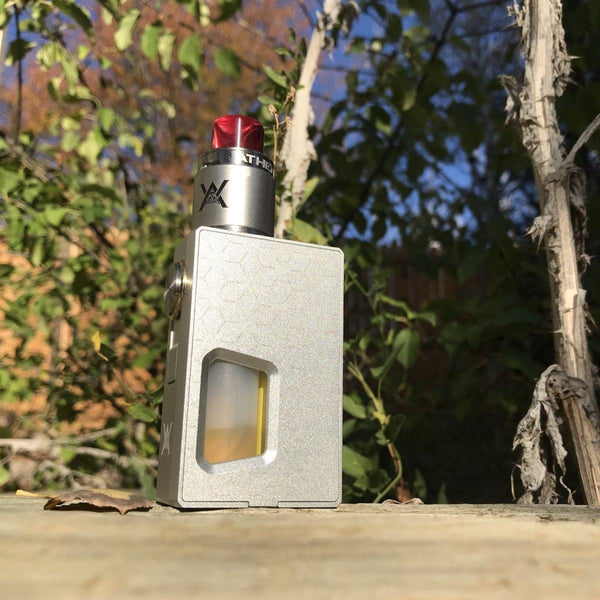Geekvape-Athena Squonk Kit (Mechanical) - Cloudy Peak Vapes