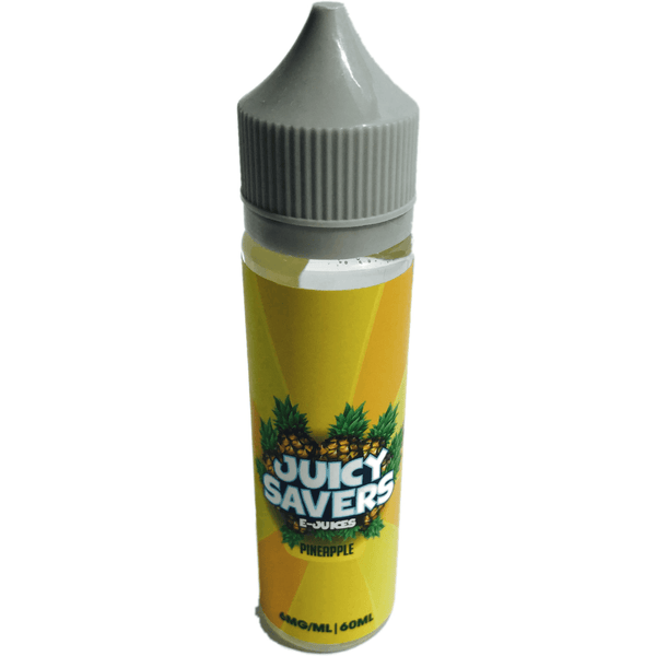 Juicy Savers-Pineapple E Liquid - Cloudy Peak Vapes