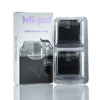 Smoking Vapor-Mi-Pod Refillable Pods 2 Pack - Cloudy Peak Vapes