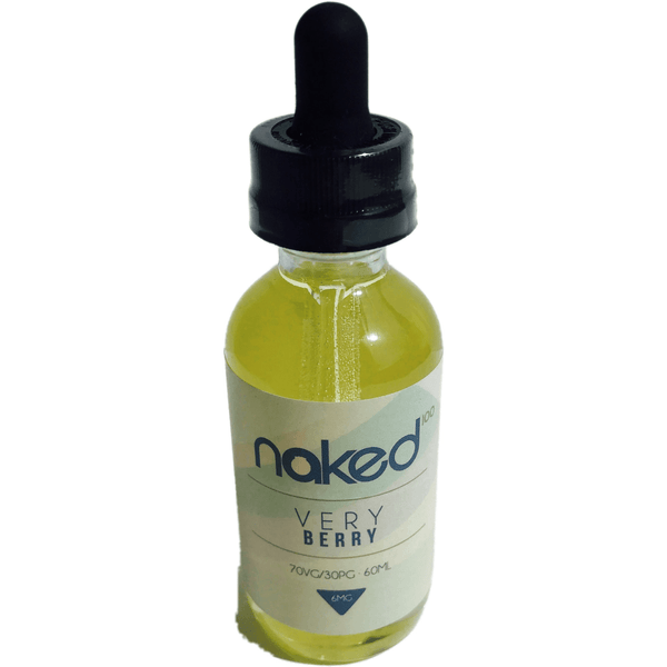 Naked 100-Very Berry - Cloudy Peak Vapes